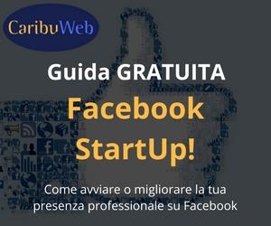 Guida GRATUITA Facebook StartUp