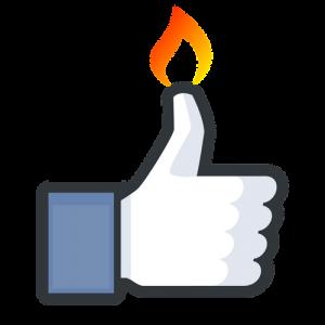 SocialFlame logo
